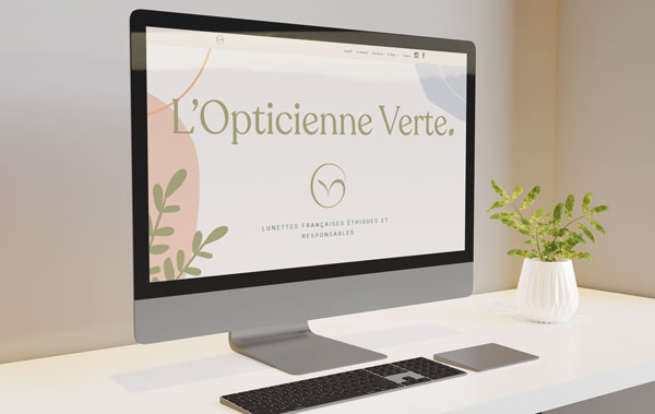 L'Opticienne Verte